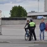 Велосипедист 003