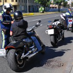 Мотоциклист 009