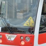 Знак Внимание пассажир (2)
